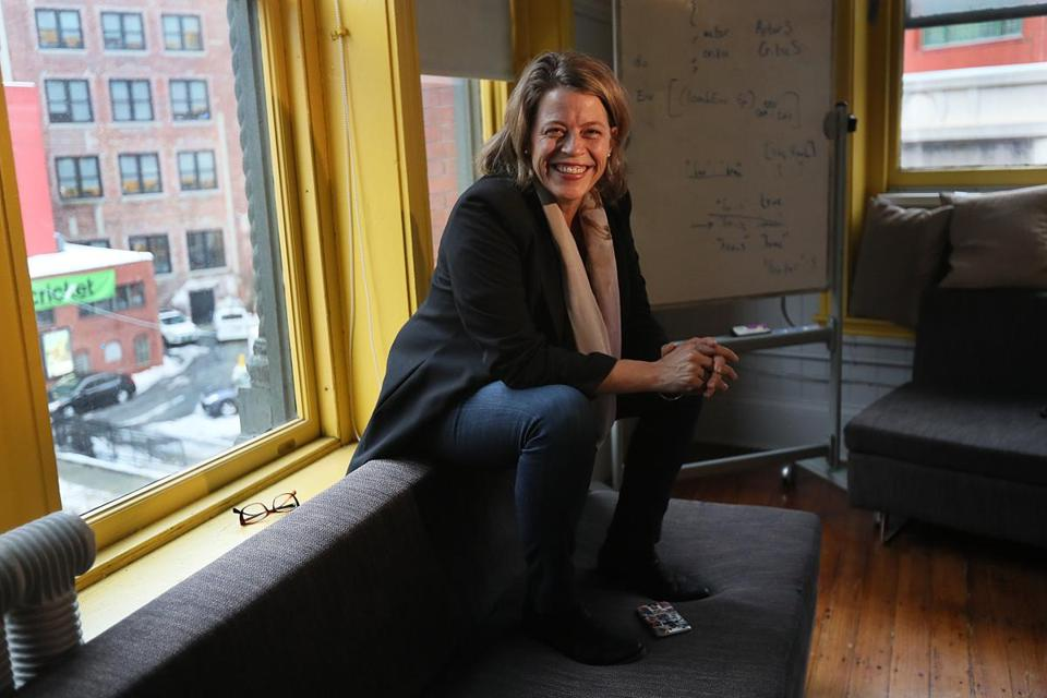 "Venture capitalist Katie Rae next month starts her  job as head of MIT's ""The Engine,"" whch will fund entrepreneurs' big ideas."