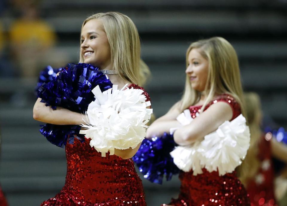 Final, sorry, Young teen girl cheerleader remarkable