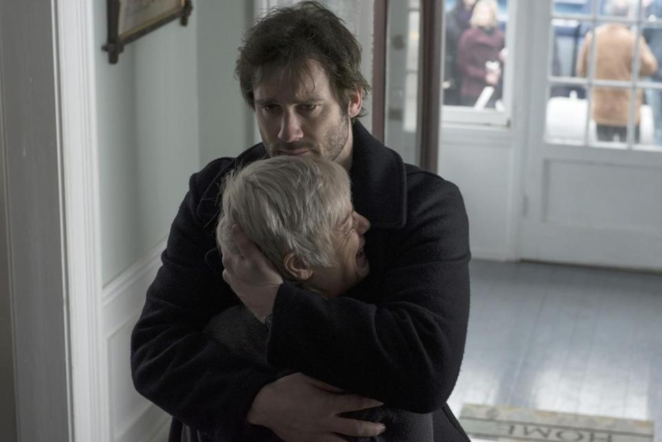 "Clive Standen (with Victoria Snow) stars as Bryan Mills, the former Green Beret portrayed by Liam Neeson in the ""Taken"" films."