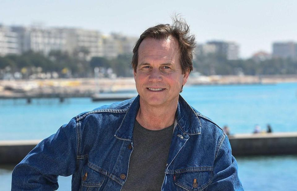 Bill Paxton was photographed in Cannes, France, in 2015.