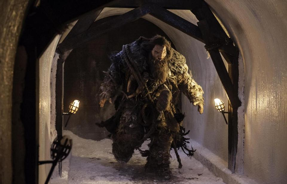 GAME OF THRONES episode 39 (season 4, episode 9): Neil Fingleton. photo: Helen Sloan/courtesy of HBO 15zoom