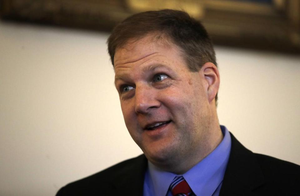 N.H.'s Sununu opposes Trump administration's offshore drilling plan