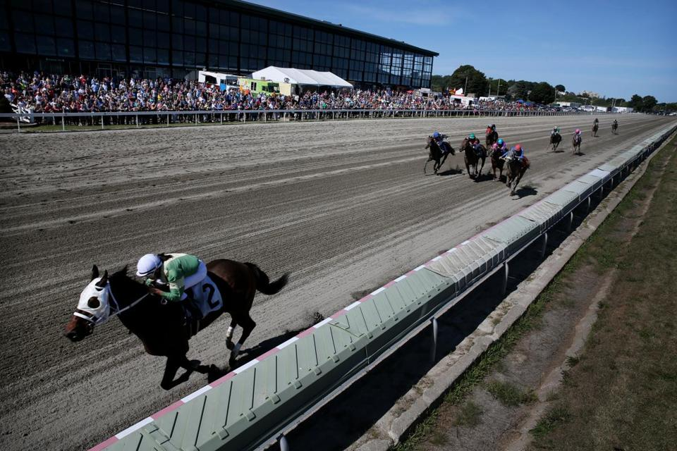 The Suffolk Downs Festival of Racing included three days of racing in fall 2015.