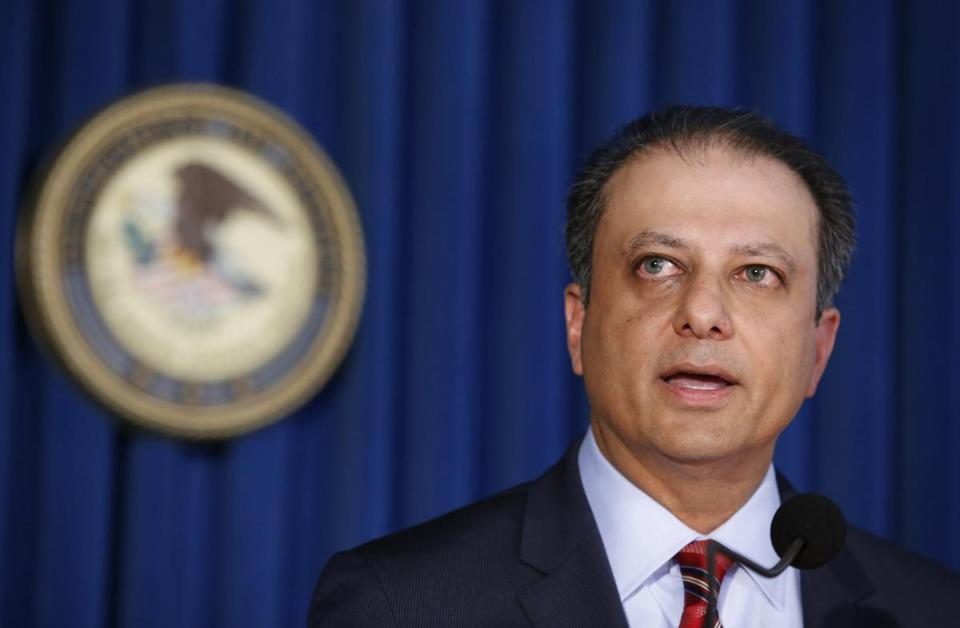 Fired US attorney was investigating Trump cabinet member, report ...