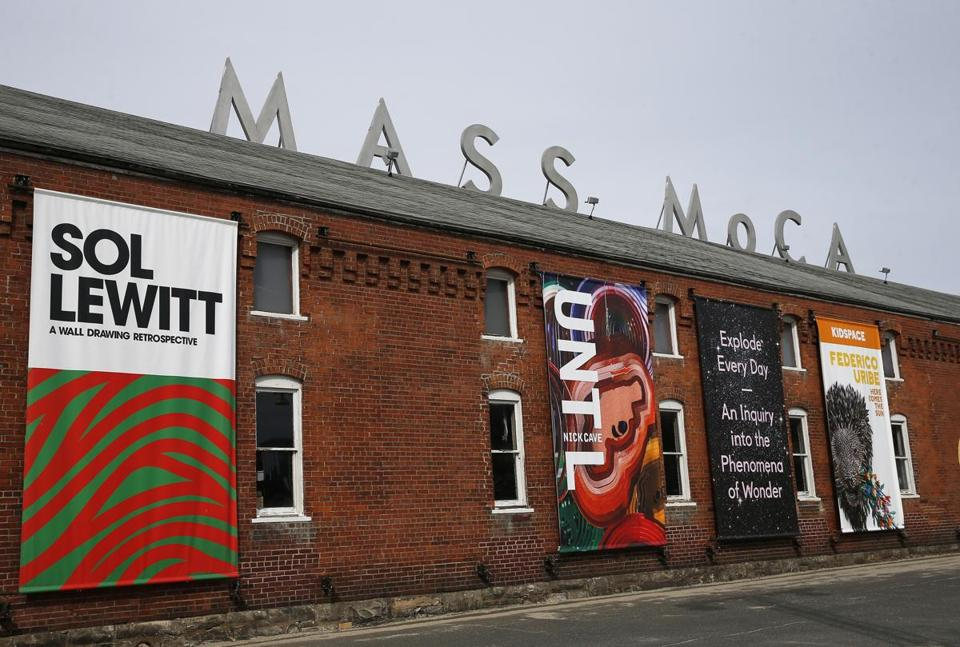 Mass MoCA in North Adams on May 28 opened Building 6, a 130,000 square foot expansion that makes it the largest contemporary art museum in the country.