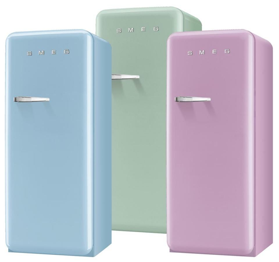 How SMEG became the coolest fridge on the block - The Boston Globe
