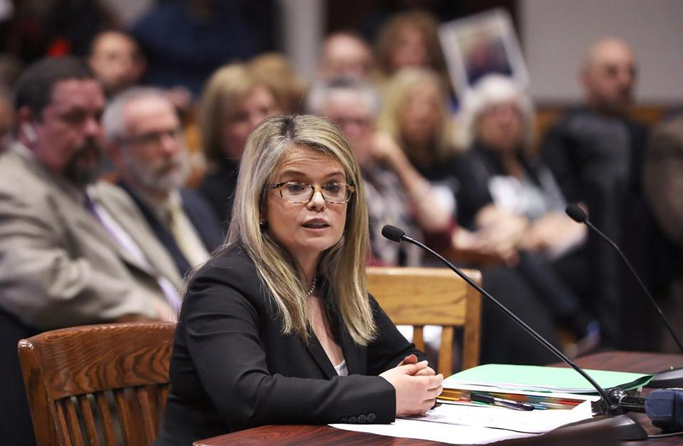 Kay Doyle, an attorney who worked for the state's Department of Public Health as an adviser to the state's medical marijuana program, was appointed to the commission.