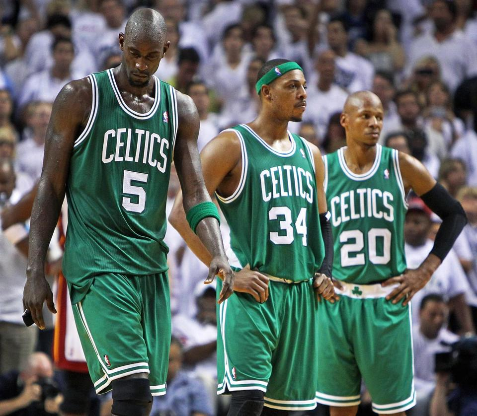 ray allen bad relationship with rondo