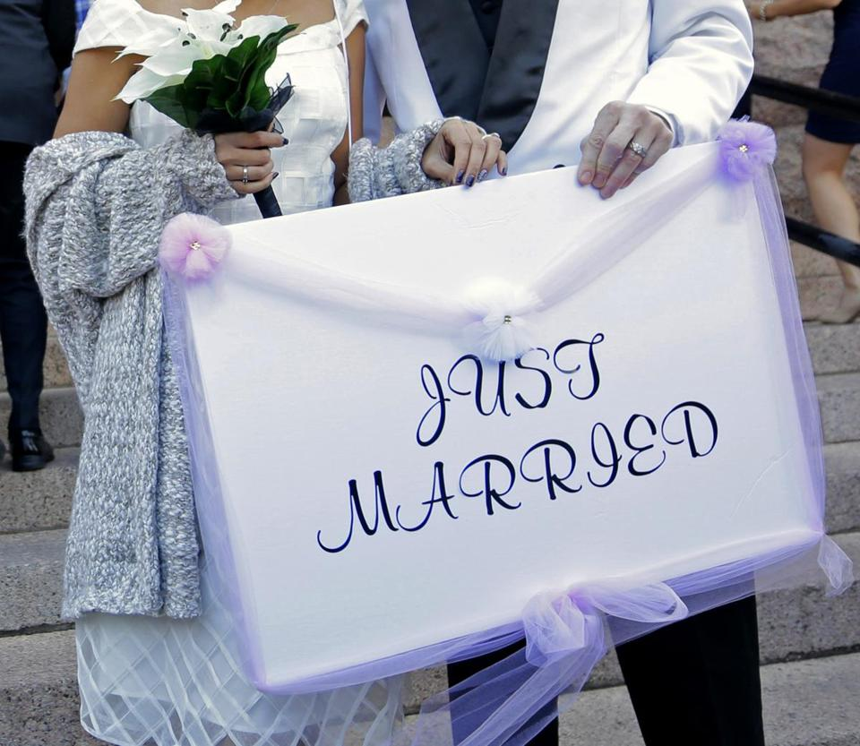 Immigration Fears Lead To Sped Up Weddings And Prenups The