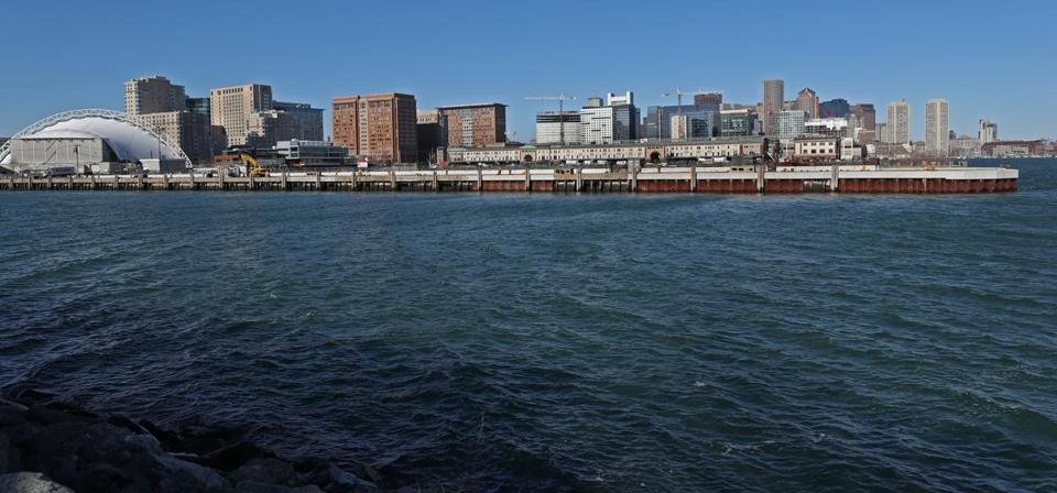 The Trustees of Reservations are looking at major expansion in Boston of Dry Dock #4 in the Marine Industrial Park.