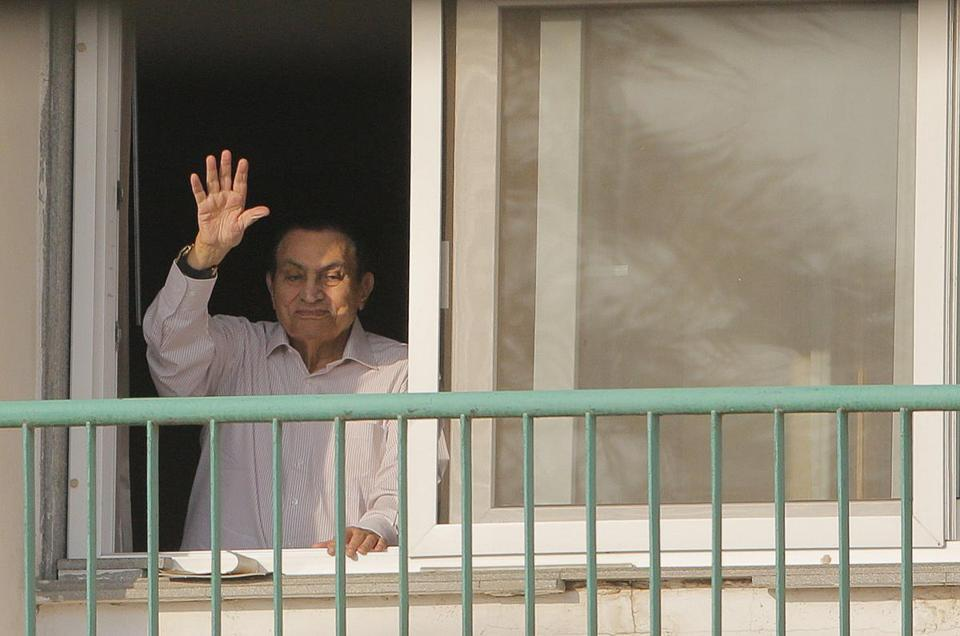 Former President Hosni Mubarak, who had been held at the Maadi Military Hospital in southern Cairo, could still face a corruption probe.