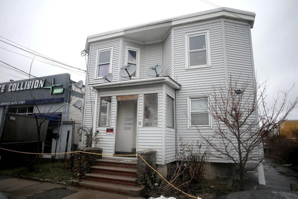 Wynn Resorts is buying up homes, as well as commercial and industrial buildings, on the east side of Route 99 in Everett.  This home sold for $975,000.