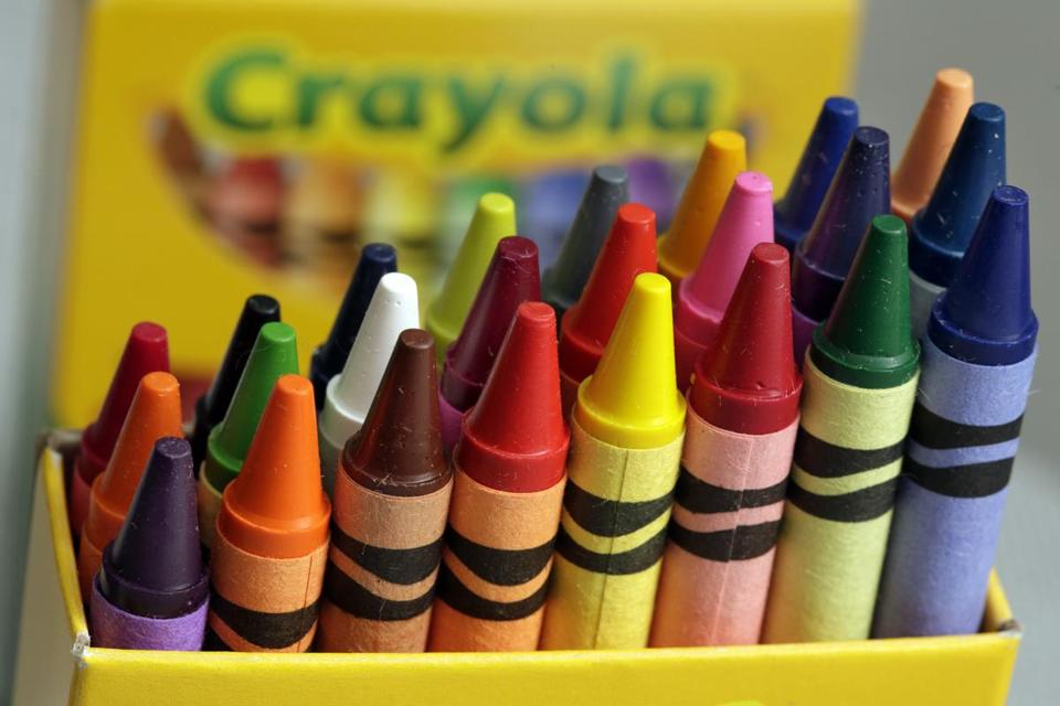 crayola is scheduled to announce the retirement of the color dandelion from its 24 pack