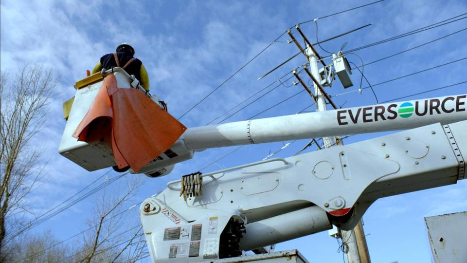 Eversource delivers electricity to some 1.4 million people in Massachusetts.