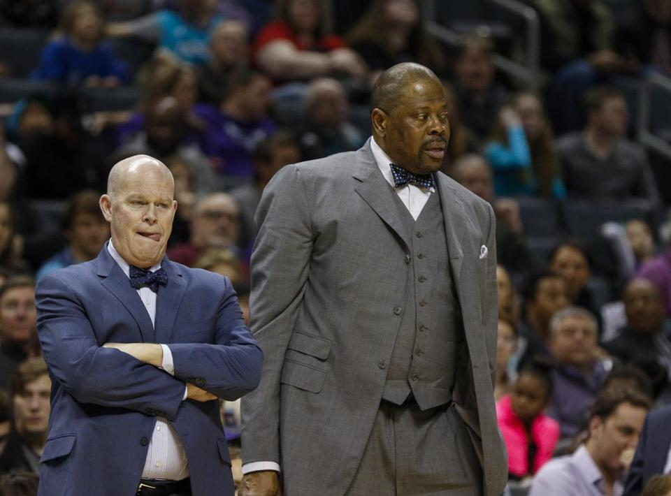 Patrick Ewing Returning To Georgetown As Head Coach The Boston Globe