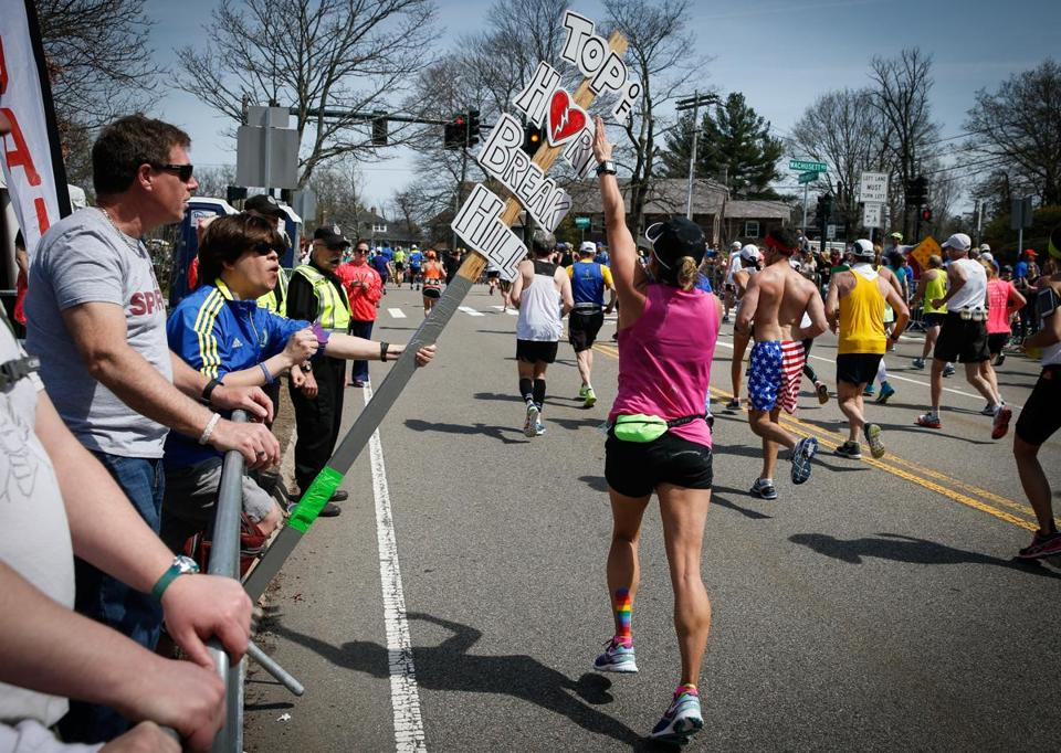 Marathons may be risky — for people who live nearby