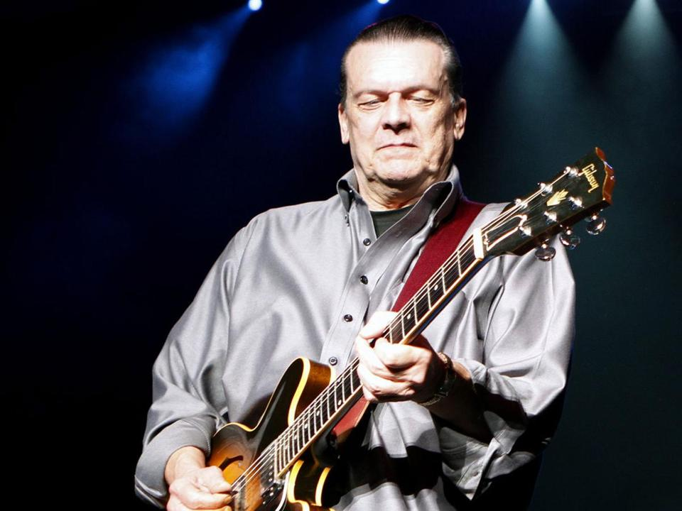 Guitarist J. Geils found dead in Groton home