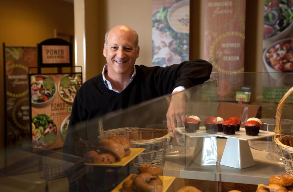 If former Panera and Au Bon Pain executives form something of a Bread Mafia, then Ron Shaich is this family's godfather.