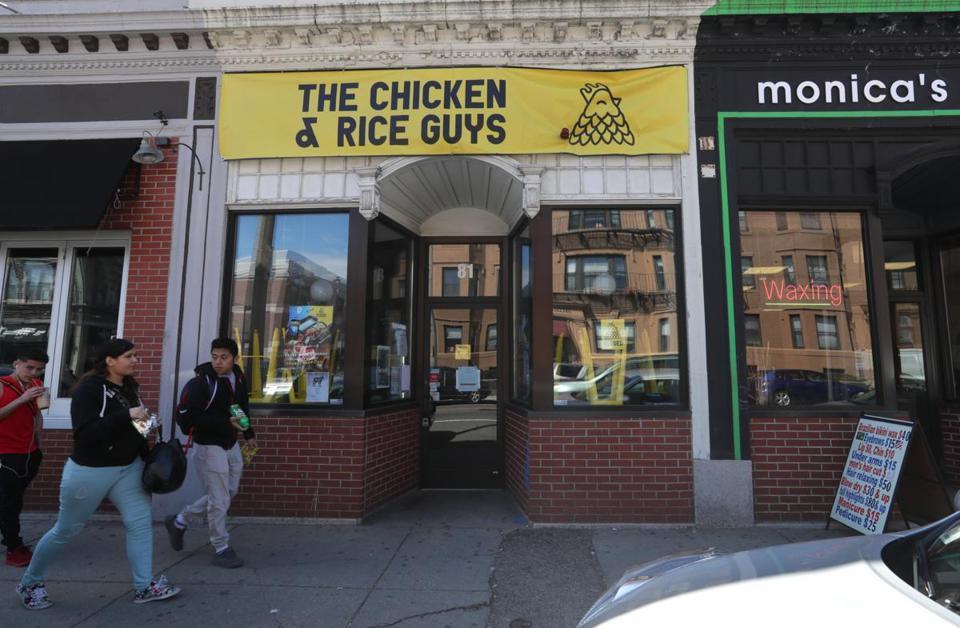 Chicken Rice Guys Sued In E Coli Outbreak The Boston Globe