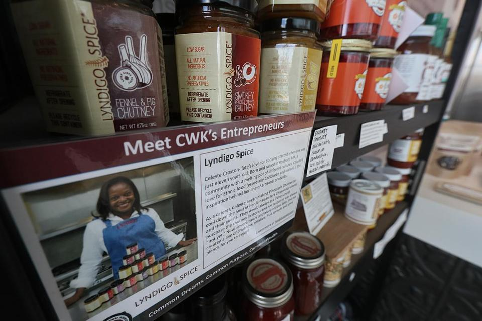Pop-up alert: Market features products from CommonWealth Kitchen ...