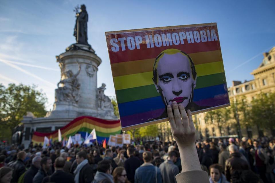 Anti homosexual russia