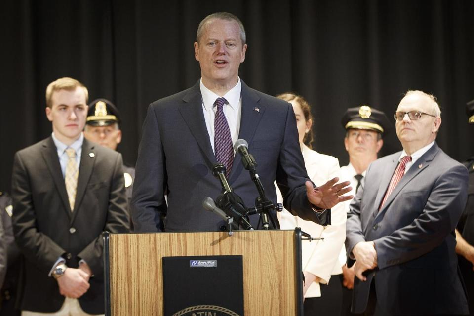 "Proposed legislation backed by Governor Charlie Baker addresses so-called revenge porn as well as teen ""sexting,"" or sending explicit photos to each other."