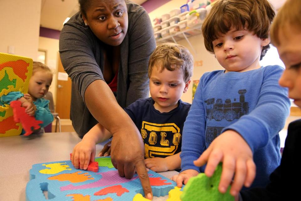 in day care a separate but unequal system emerges for those who can