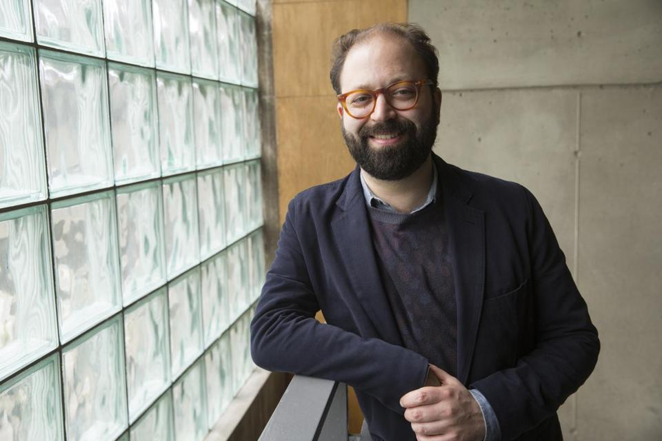 Dan Byers will become the new director of the Carpenter Center for the Visual Arts at Harvard University on June 1.