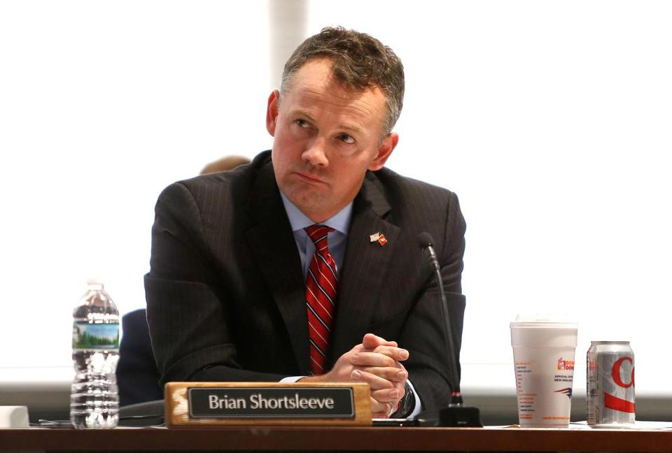 "Brian Shortsleeve (above), the acting general manager of the MBTA, says the agency is ""making progress"" on spending money on infrastructure projects."