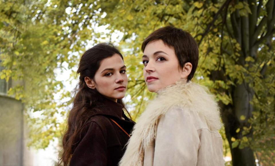 "Nelly Tagar and Joy Rieger play sisters in ""Past Life,"" a film directed by Avi Nesher."