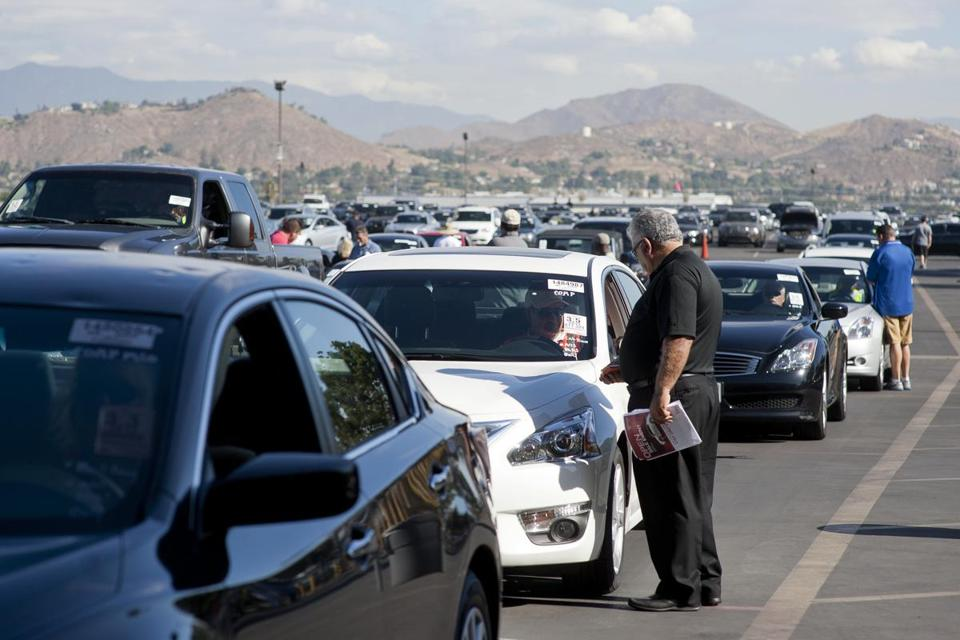 Auto auctions are the backbone of the used vehicle industry, with 2016 the sixth straight year of increased sales, according to Manheim, a global automobile auction company.