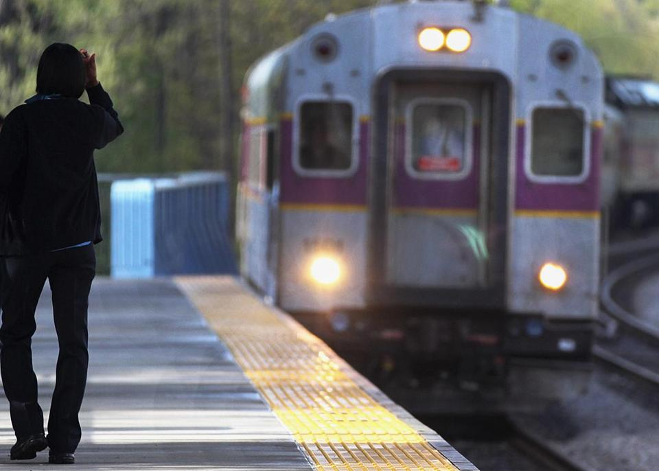 Congressman Michael Capuano is footing the bill for commuters on the Fairmount line for two weeks.