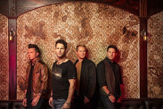 14socalendar - Parmalee performs at South Shore Country Festival in Marshfield. (Joseph Llanes)