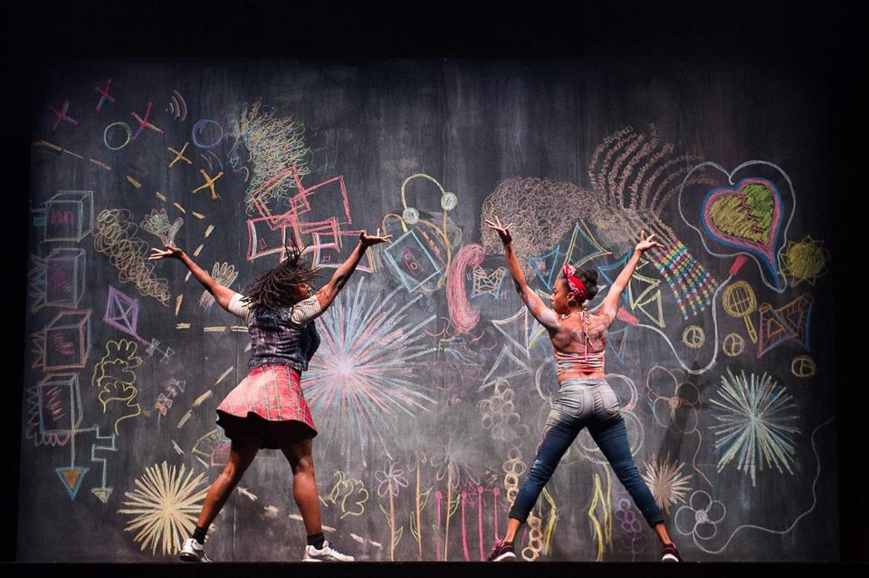 "Camille A. Brown's ""Black Girl: Linguistic Play"" is coming to Jacob's Pillow."