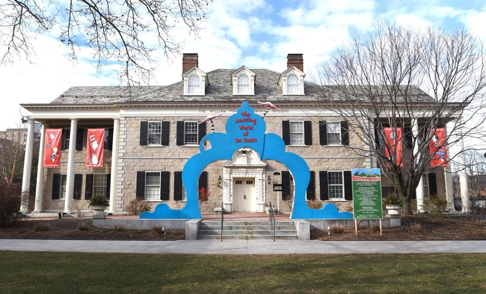 The Amazing World of Dr. Seuss Museum is located in Springfield.