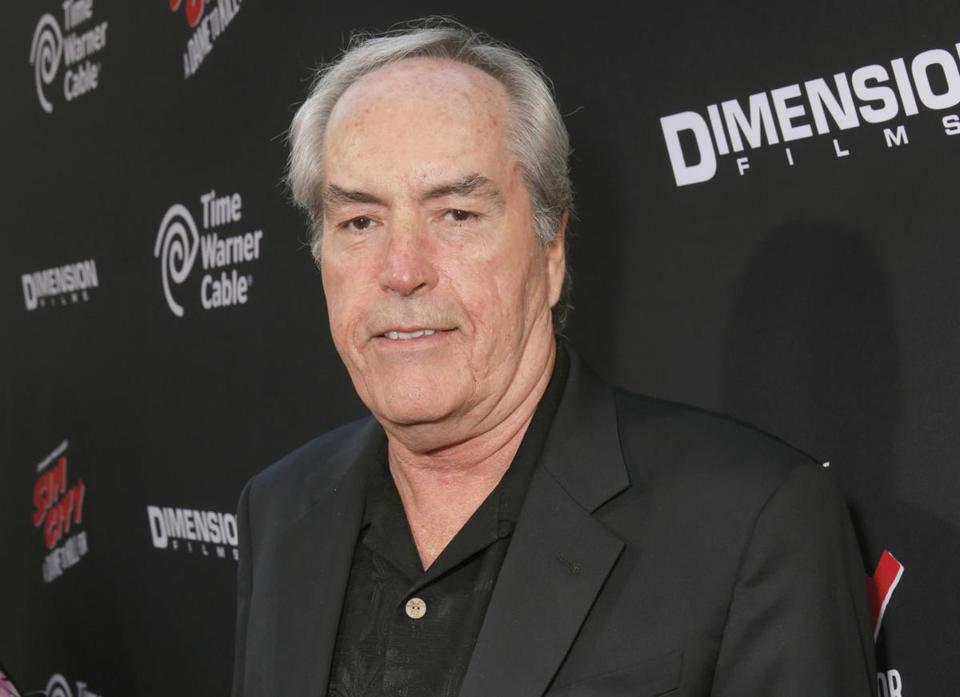 Mr. Boothe won an Emmy in 1980 for outstanding lead actor in a limited series or special.