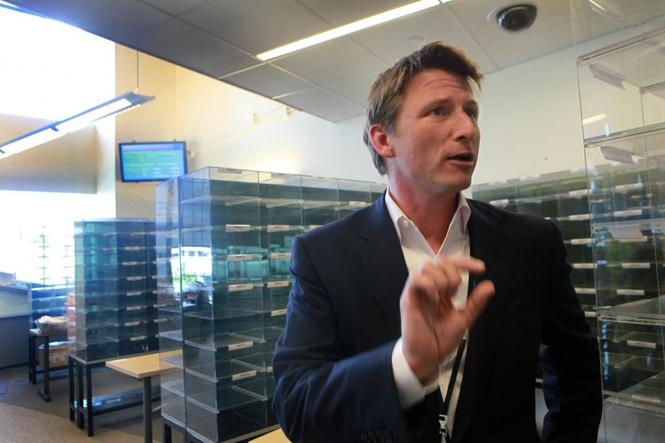 Jonathan Bush is CEO of athenahealth.