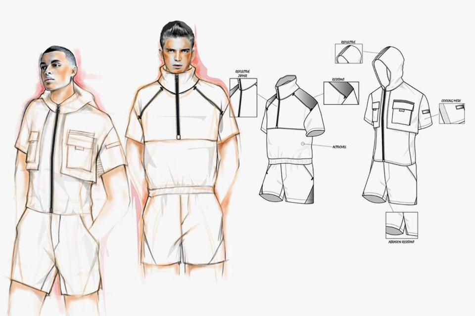 Reebok announced that it's unleashing the ReeRomp, a romper built for bros.