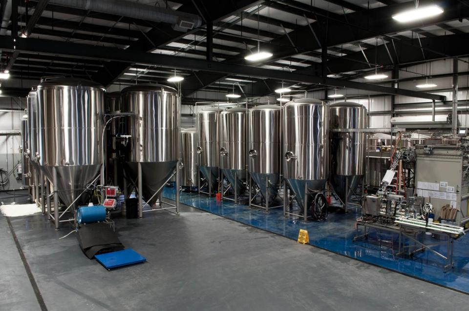 Lord Hobo CEO Daniel Lanigan says the Woburn brewing company is on pace to double production again this year — and has a goal of someday topping 100,000 barrels.