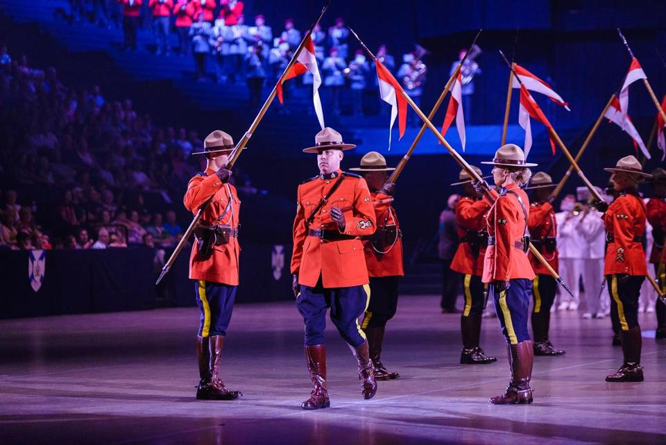 Photos of the 2016 Royal Nova Scotia International Tattoo, at the Scotiabank Center, Halifax, Nova Scotia, June 30 - July 07, 2016 / Copyright TrevorMacMillanPhotography 2016