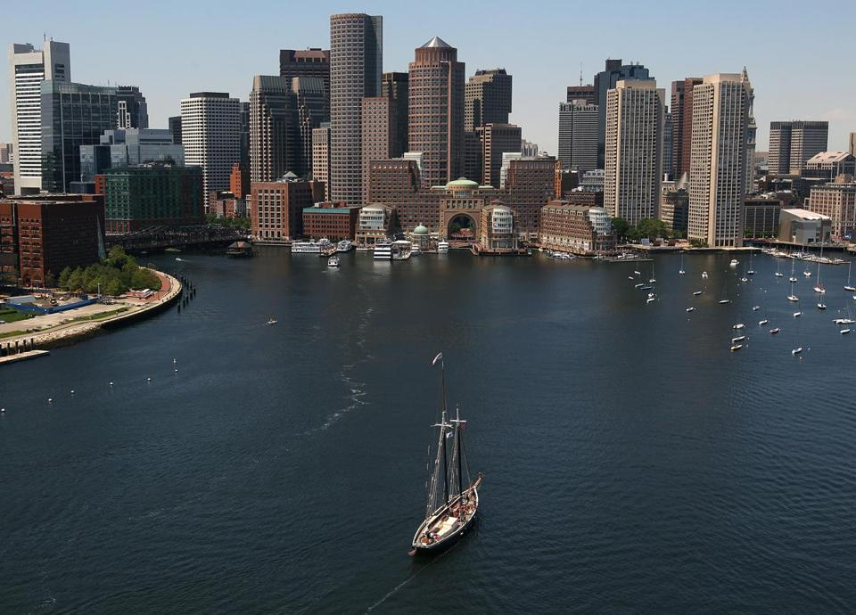 Boston could see a dramatic transformation if Amazon built its second headquarters here.
