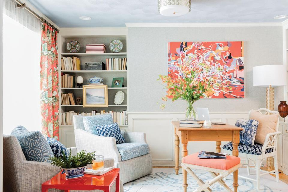 Designing A Home Office Thats Practical And Comfy Too