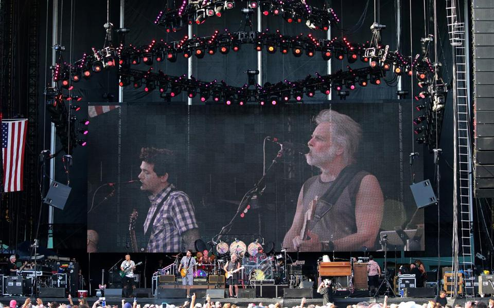 dead company will play gillette stadium this summer the boston globe. Black Bedroom Furniture Sets. Home Design Ideas