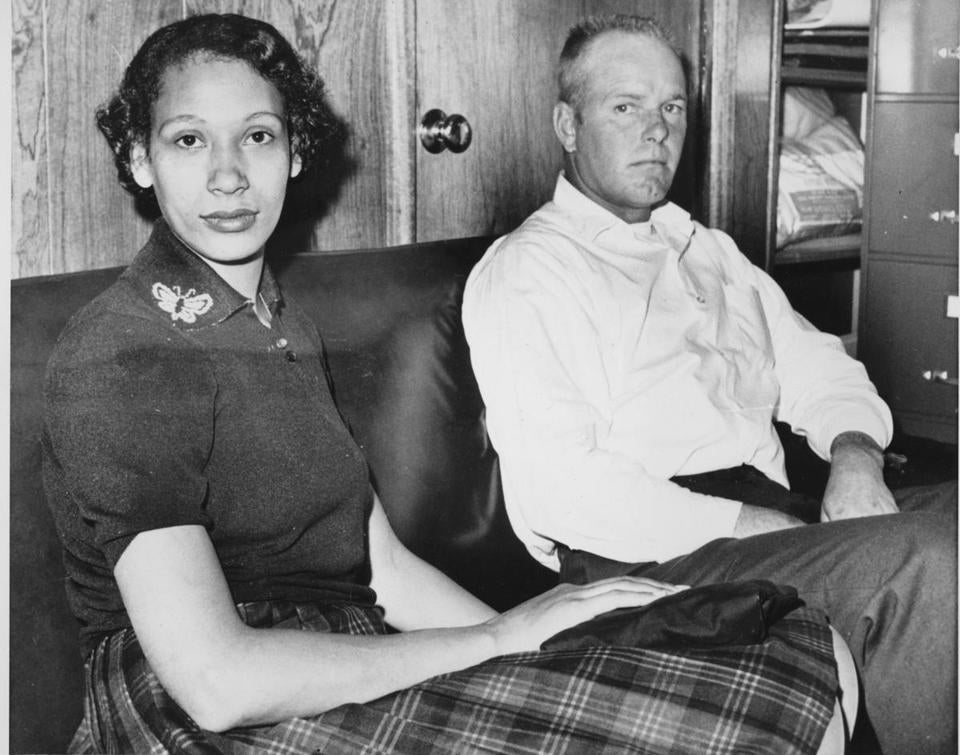 Weeks after Mildred and Richard Loving were married in 1958, deputies burst into their Virginia home in the middle of the night and threw them in jail for unlawful cohabitation.