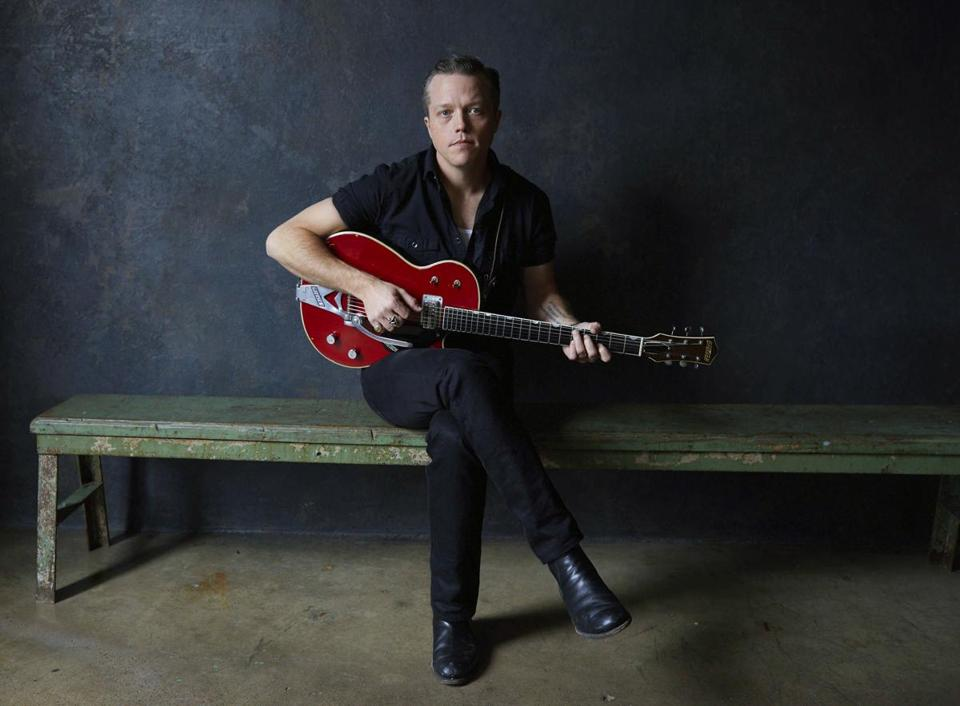 """The Nashville Sound"" is Jason Isbell's newest album since 2015."