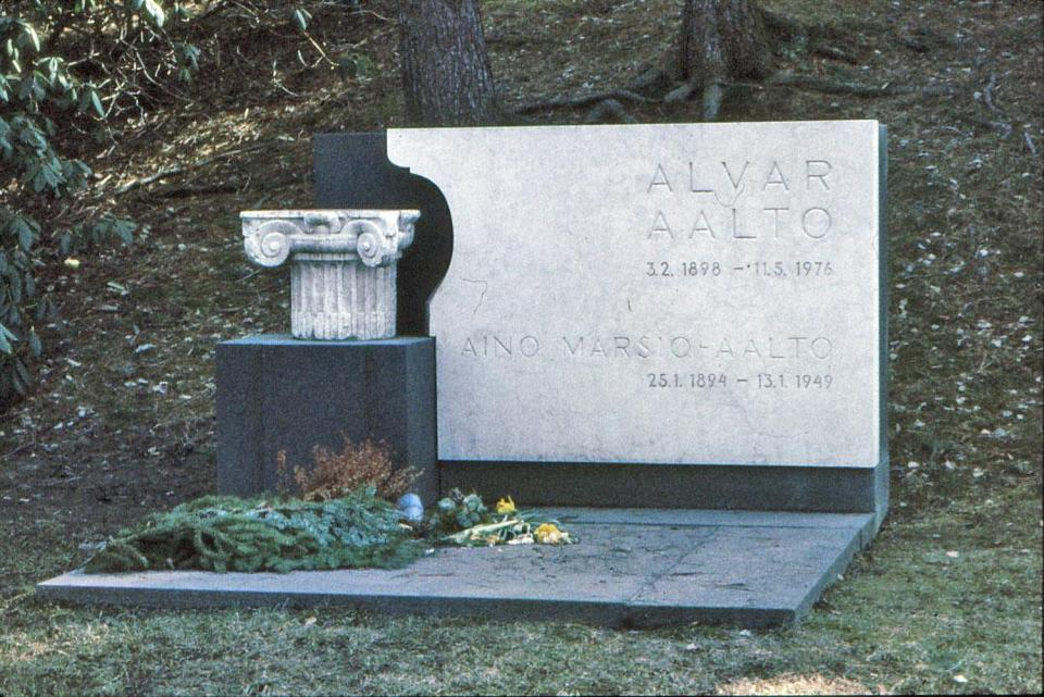 The surprisingly non-egomaniacal gravestones of architects - The ...