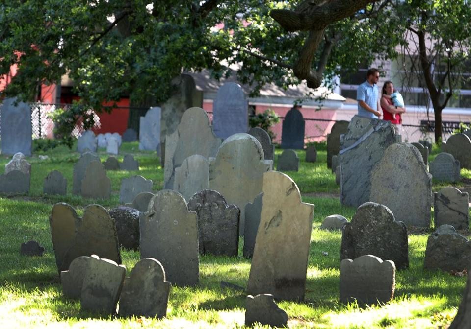 For the first time during the busy tourist season, only 100 people will be able to explore Charter Street Burial Ground at any given time.