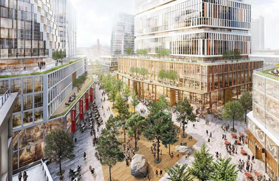 Boston | One Seaport Square | 67m | 22s | The Berkshire Group ...