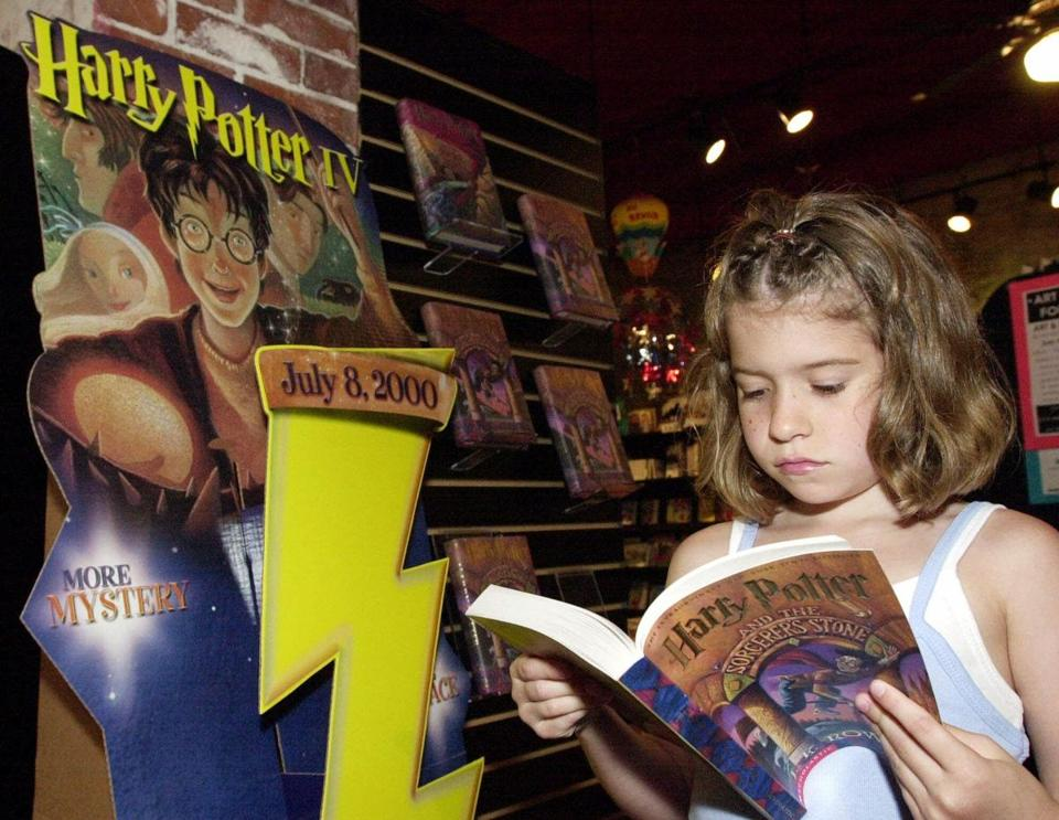 Harry Potter Book Set Big W : Ways harry potter has changed culture since the first