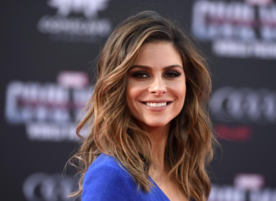 Medford native Maria Menounos.